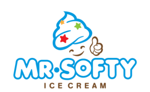 Mr Softy Ice Cream Logo