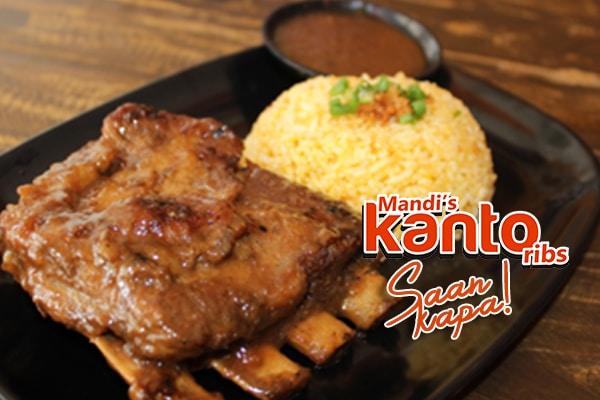 Mandi's Kanto Ribs