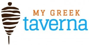 My Greek Taverna -- Logo