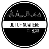 Out of nowhere logo