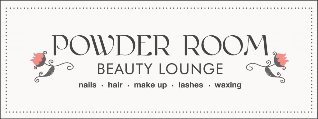powder room logo