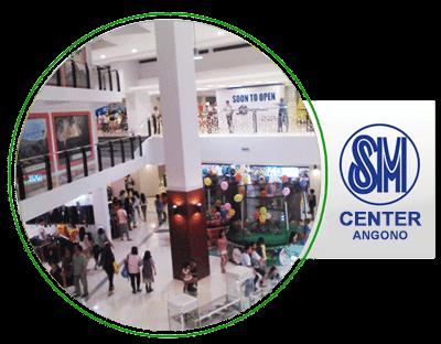 SM Center Angono